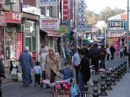 FOTO 2. Istambul (I)